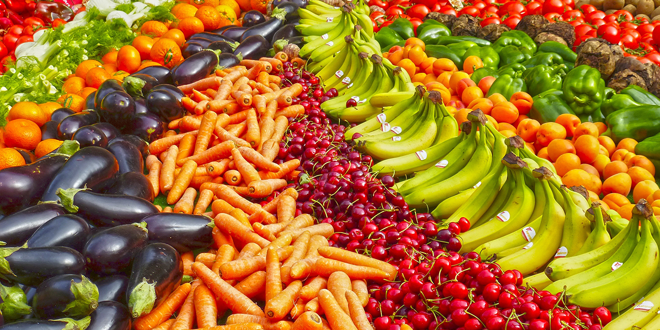 SiSU Health colourful foods for good health